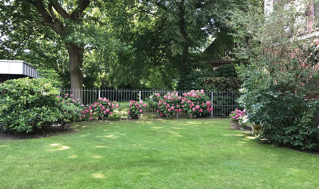 Horz & Cie. KG Garten Moltkestrasse 25